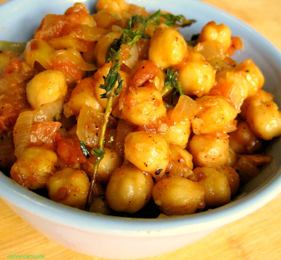 Chick Pea or Channa?