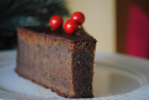 Caribbean Black Cake Recipe — Dishmaps