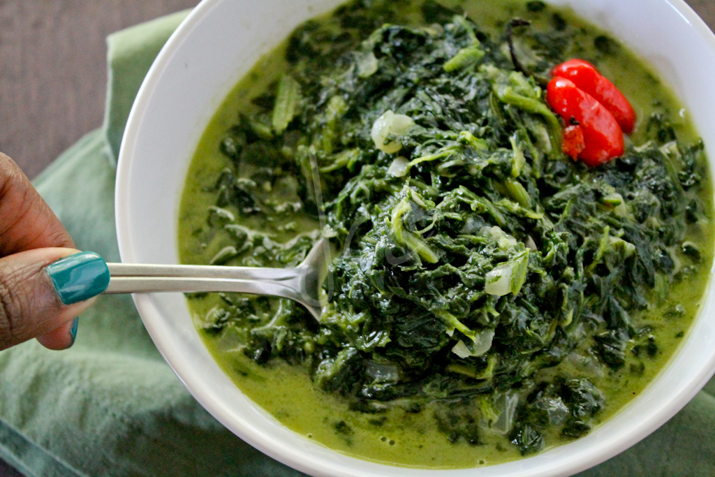 coconut spiced spinach recipe spiced coconut spinach recipe spiced ...