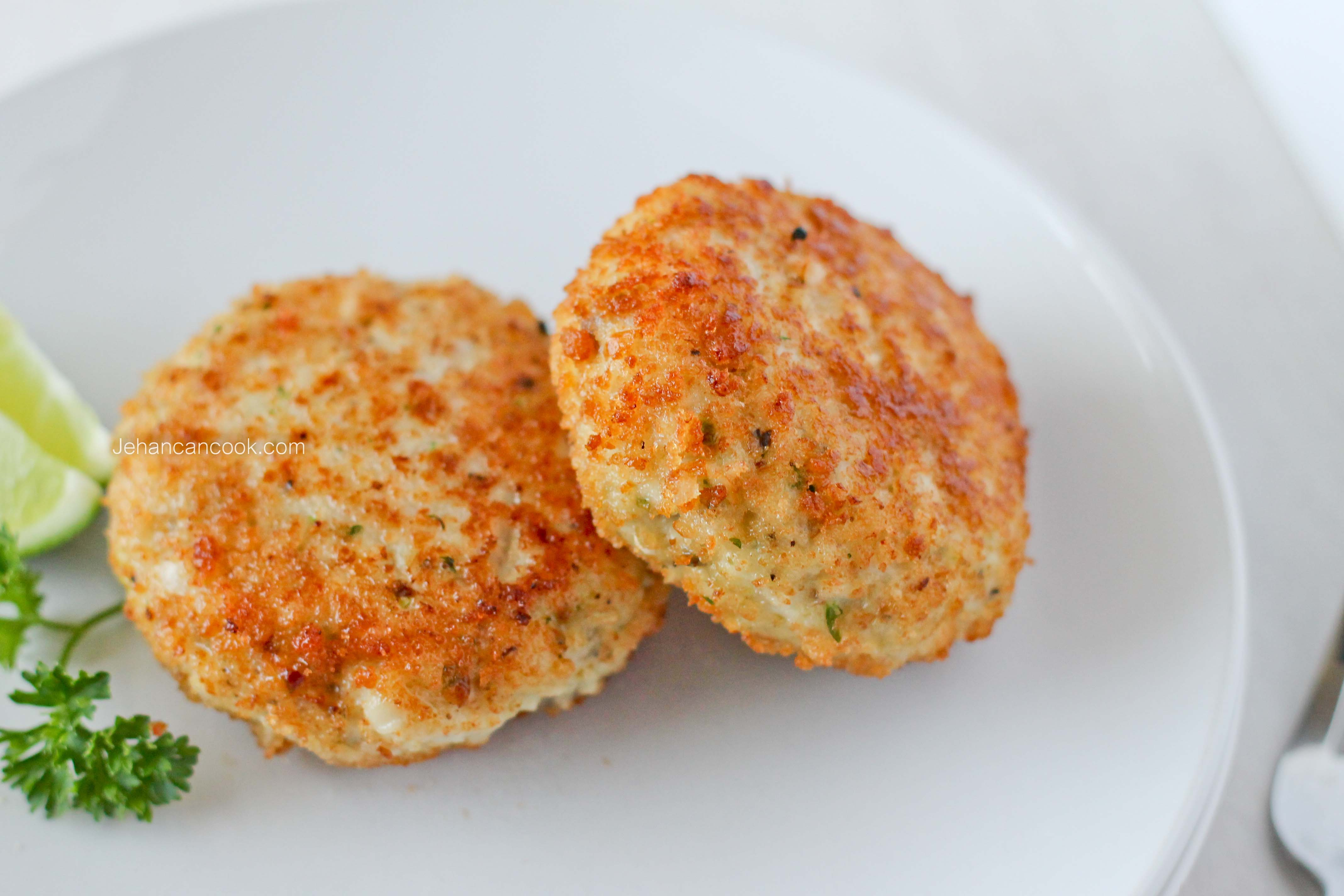 Tilapia fishcakes jehan can cook for How to make fish patties