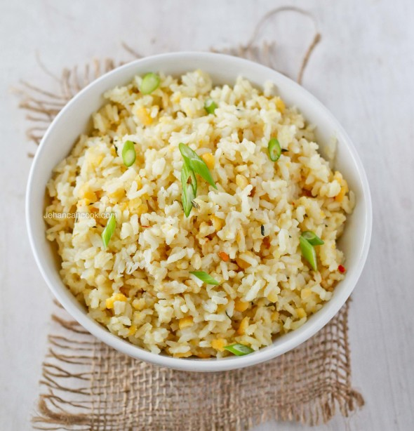 SEASONED SPLIT PEAS RICE