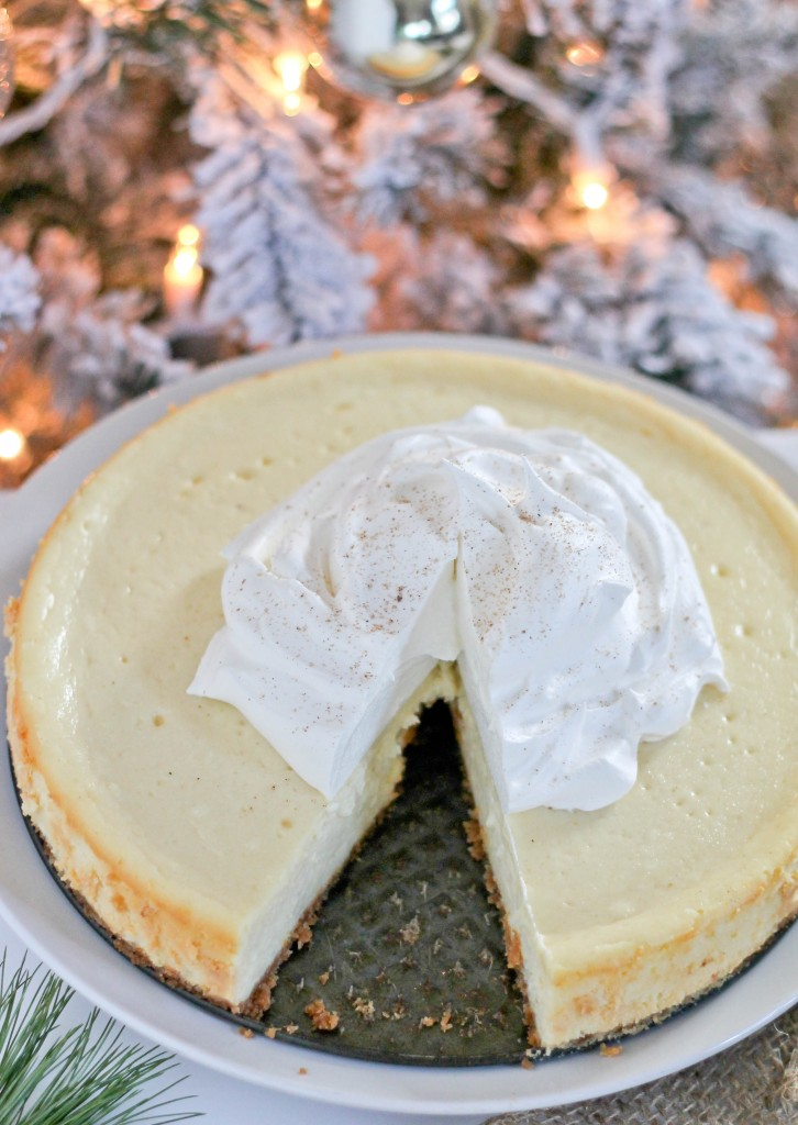 Eggnog Cheesecake (1 of 1)-4