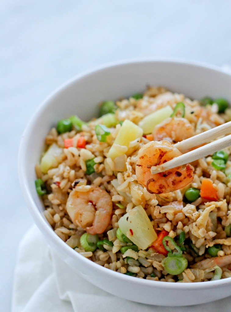 Shrimp and Pineapple Fried Rice (1 of 1)-8